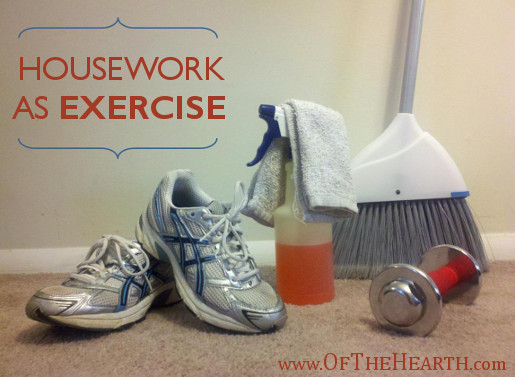 Housework-as-Exercise