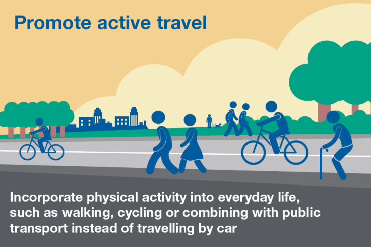 Active-travel